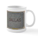 Dallas Mug
