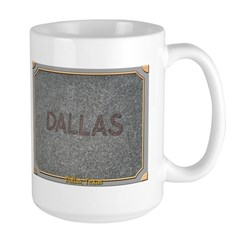 Dallas Large Mug
