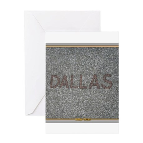 Dallas Greeting Card