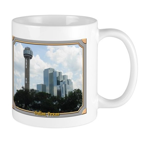 Dallas Skyline #2 Mug