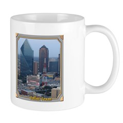 Dallas Skyline #3 Mug