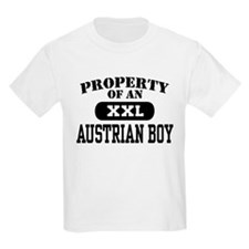 Property of an Austrian Boy T-Shirt