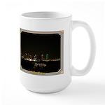 Dallas Skyline #5 Large Mug