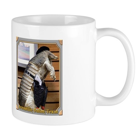 Dallas Armadillo Mug