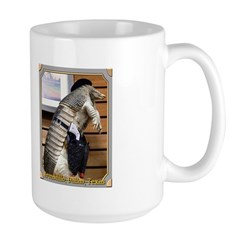 Dallas Armadillo Large Mug