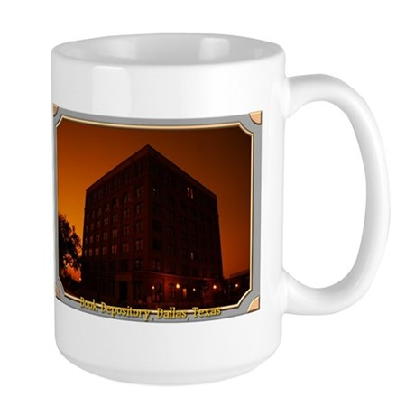 Book Depository #2 Large Mug