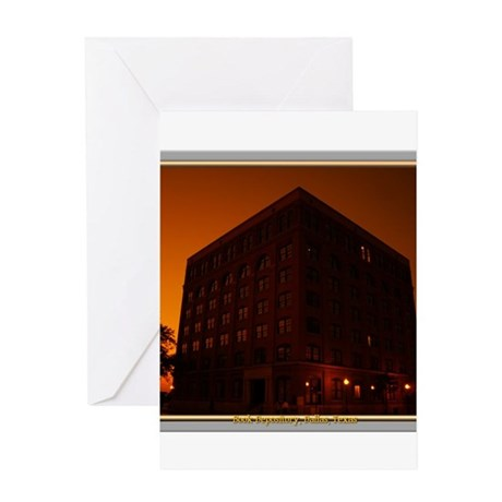 Book Depository #2 Greeting Card