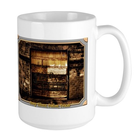 Deep Ellum #1 Large Mug