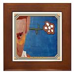 Deep Ellum #2 Framed Tile