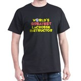 World's Greatest Lacro.. (B) T-Shirt