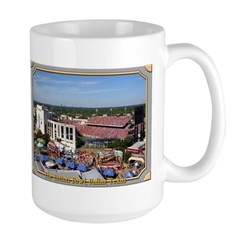 Cotton Bowl #1 Large Mug