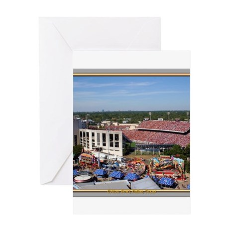 Cotton Bowl #1 Greeting Card