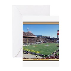 Cotton Bowl #2 Greeting Card