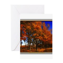 White Rock Lake Greeting Card