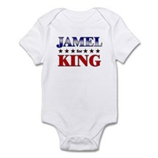 JAMEL for king Infant Bodysuit