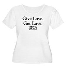 """Give Love. Get Love."" T-Shirt"