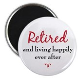 Retirement Magnet