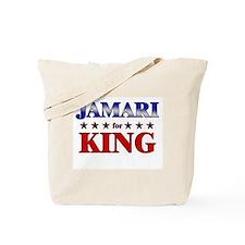 JAMARI for king Tote Bag