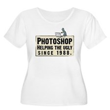 Photoshop - Helping the Ugly T-Shirt