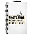 Photoshop - Helping the Ugly Journal