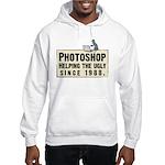 Photoshop - Helping the Ugly Hooded Sweatshirt