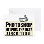 Photoshop - Helping the Ugly Greeting Cards (Pk o