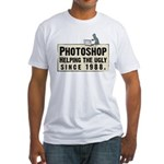 Photoshop - Helping the Ugly Fitted T-Shirt