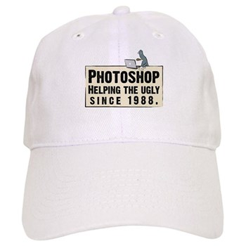 Photoshop - Helping the Ugly Cap