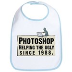 Photoshop - Helping the Ugly Bib