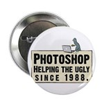 """Photoshop - Helping the Ugly 2.25"""" Button"""