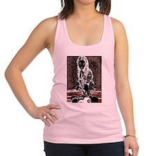 eight-ball-flaming-HRT6 T-Shirt