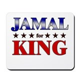 JAMAL for king Mousepad