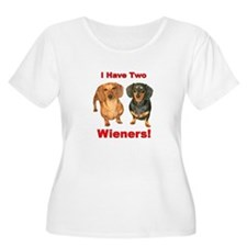 Two Wieners T-Shirt