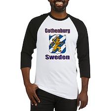Gothenburg Sweden Baseball Jersey
