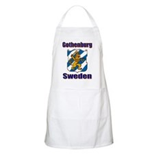 Gothenburg Sweden BBQ Apron