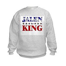 JALEN for king Sweatshirt