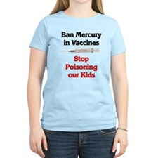 Ban Mercury Women's Pink T-Shirt