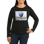 World's Coolest COBBLER Women's Long Sleeve Dark T