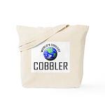 World's Coolest COBBLER Tote Bag