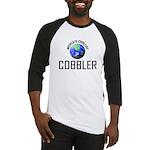 World's Coolest COBBLER Baseball Jersey