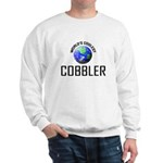 World's Coolest COBBLER Sweatshirt