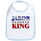 JAKOB for king Bib