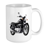 Triumph Bonneville Black #1 Coffee Mug