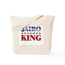 JAIRO for king Tote Bag
