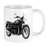 Triumph Bonneville Black #2 Small Mug