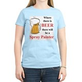 Spray Painter T-Shirt