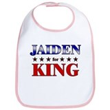 JAIDEN for king Bib