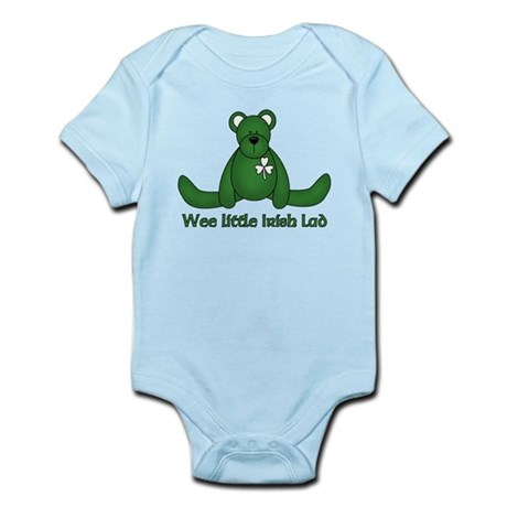 Wee little Irish Lad Infant Bodysuit