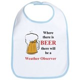 Weather Observer Bib