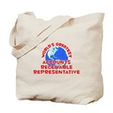 World's Greatest Accou.. (F) Tote Bag